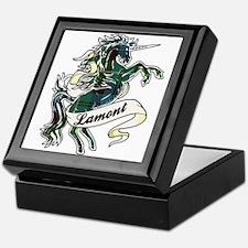 Lamont Unicorn Keepsake Box