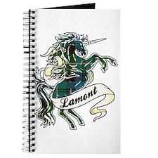 Lamont Unicorn Journal
