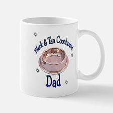 Coonhound Dad Mug