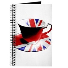 Union Jack Cup of Tea Journal
