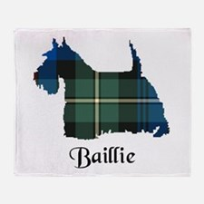 Terrier - Baillie Throw Blanket