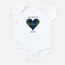 Heart - Baillie Infant Bodysuit