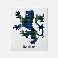 Lion - Baillie Throw Blanket