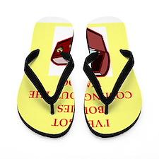 undertaker Flip Flops