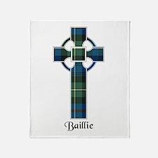 Cross - Baillie Throw Blanket