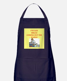 pharmacist Apron (dark)