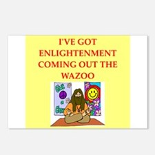 enlightenment Postcards (Package of 8)