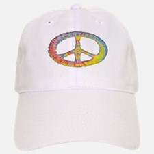 tiedye-peace-713-LTT Baseball Baseball Baseball Cap