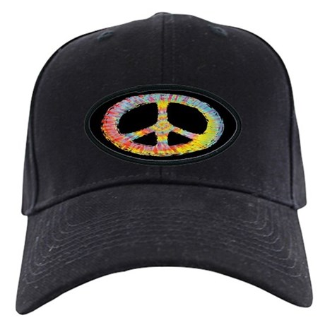 tiedye-peace-713-LTT Baseball Hat