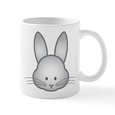 Gray Rabbit Mug