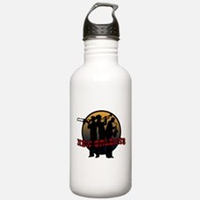 New Orleans Jazz Players Water Bottle