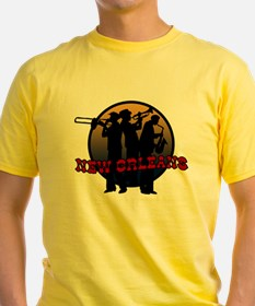 New Orleans Jazz Players T