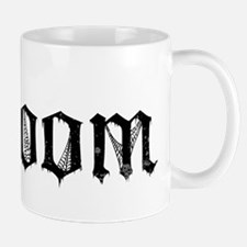 Gothic Text Groom Mug