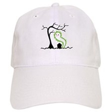 Cute Ghost Baseball Cap