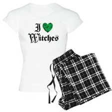 I Love Witches Pajamas