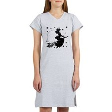 Old Fashioned Witch Women's Nightshirt