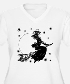 Old Fashioned Witch T-Shirt