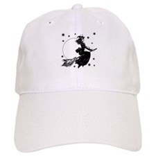 Old Fashioned Witch Baseball Cap