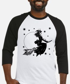 Old Fashioned Witch Baseball Jersey