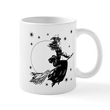 Old Fashioned Witch Mug