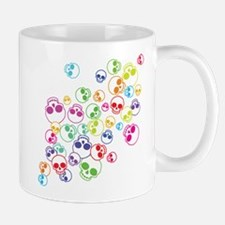 Jumble Of Sugar Skulls Mug