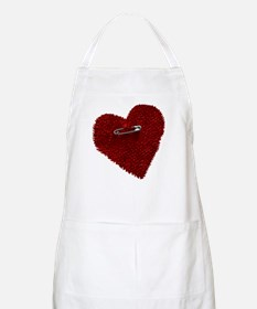 Pinned On Heart Apron