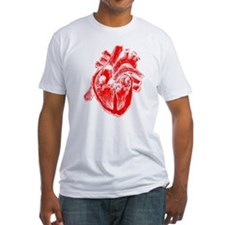 Human Heart Red Shirt