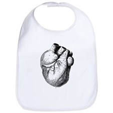 Anatomical Heart Bib