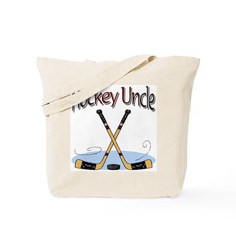 Hockey Uncle Tote Bag