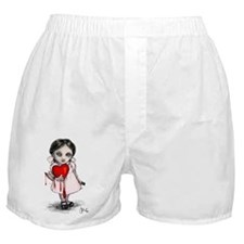 Malicious Valentine Girl Boxer Shorts