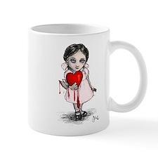 Malicious Valentine Girl Mug
