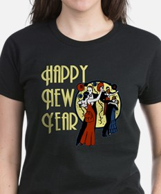 Retro Happy New Year Tee