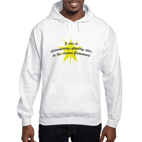 Lena Glowing Star Hooded Sweatshirt