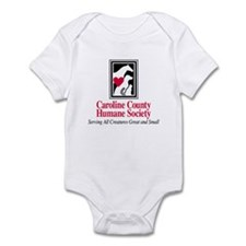 Caroline Co. Humane Soc. Infant Bodysuit