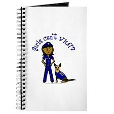 Dark K-9 Police Journal