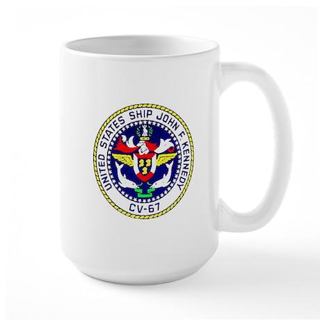 CV-67 Large Mug