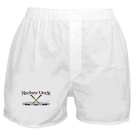Hockey Uncle Boxer Shorts