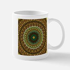 Eastern Promise Mandala Pattern Small Mug