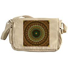 Eastern Promise Mandala Pattern Messenger Bag