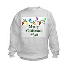 Merry Christmas Y'all Sweatshirt