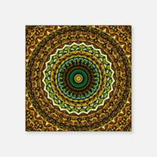 Eastern Promise Mandala Pattern Sticker