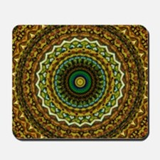 Eastern Promise Mandala Pattern Mousepad
