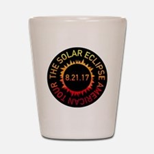 Cute Eclipse Shot Glass