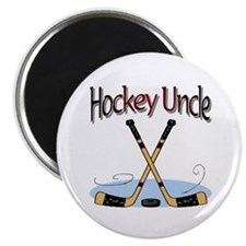 Hockey Uncle Magnet