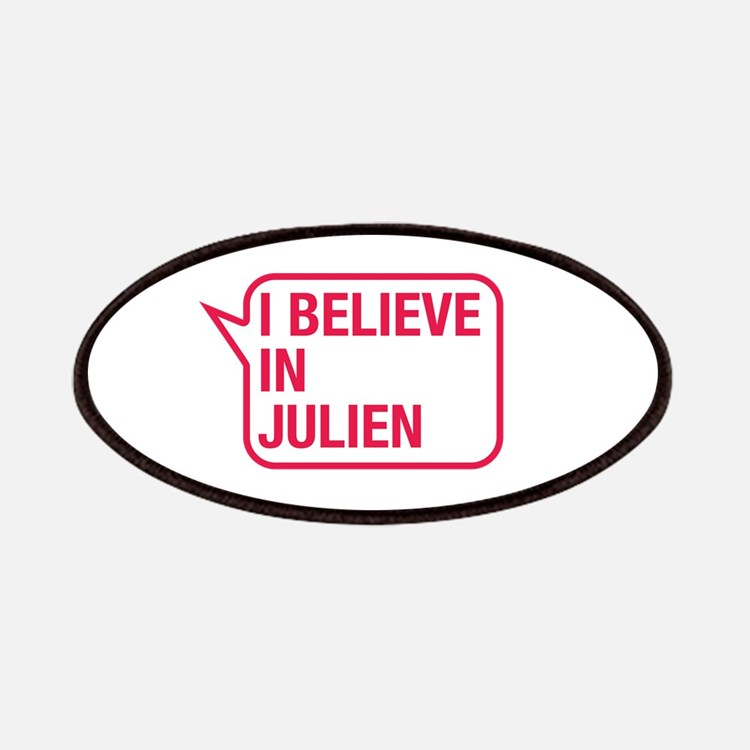 I Believe In Julien Patches