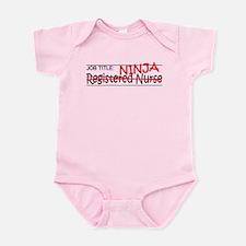 Job Ninja RN Infant Bodysuit