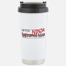 Job Ninja RN Travel Mug