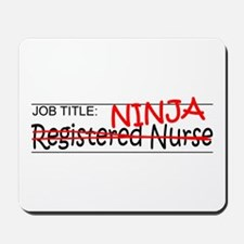 Job Ninja RN Mousepad