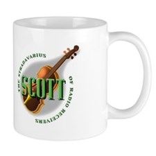 EH Scott Radio Mug
