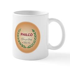 Philco Radio Mug